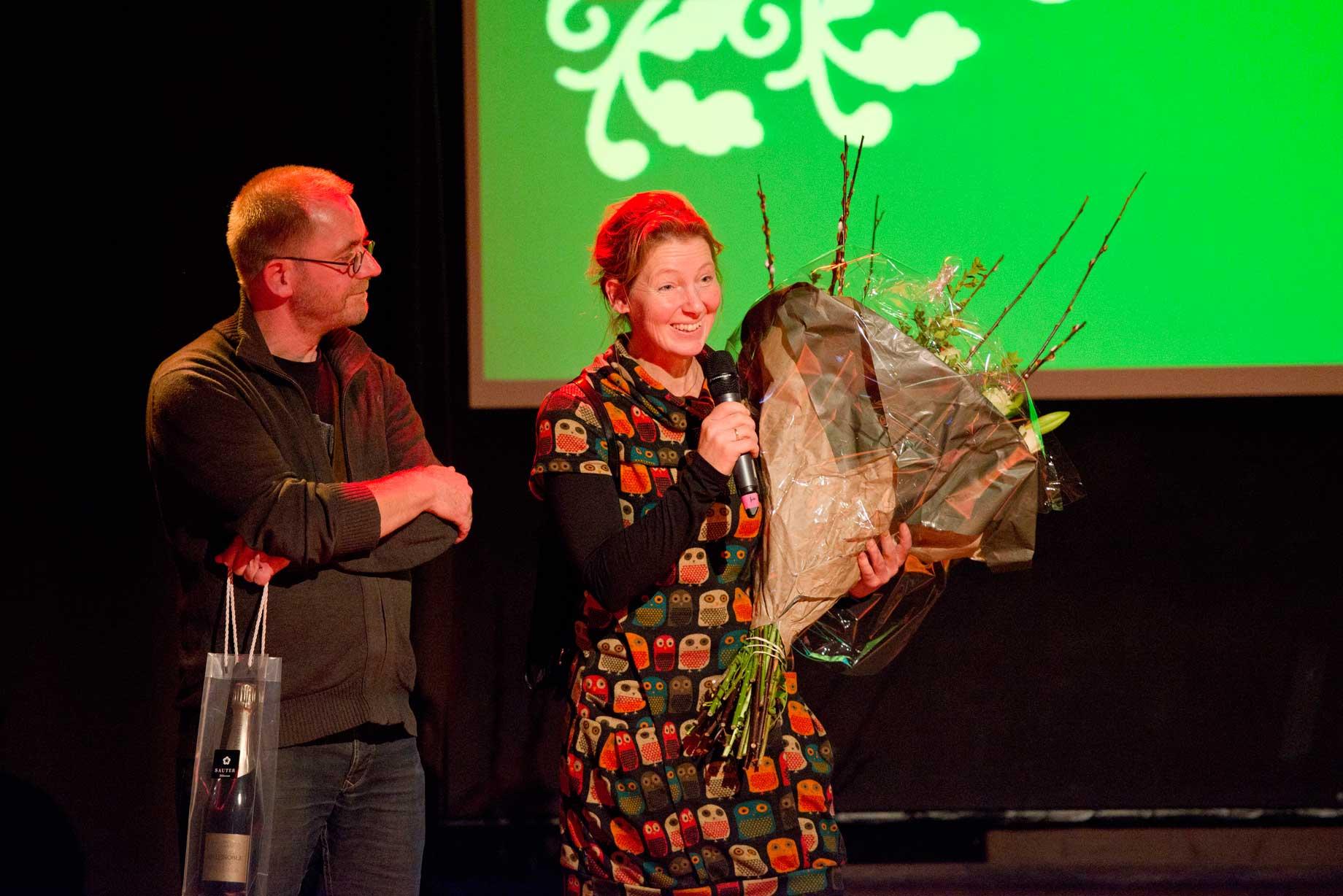 Mart-Jan en Annemieke Oosterveld nemen afscheid