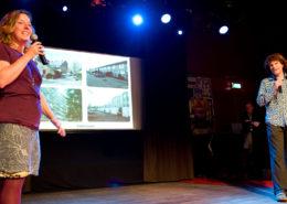 Nadine Roos en Bart Cardinaal - HUNK-design