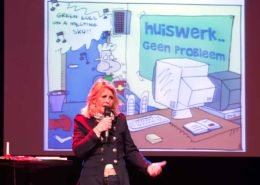 Truus Zimmerman – Huis-werk of School-werk?