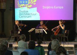 Strijktrio Europa - J.S. Bach - BWV988 Aria