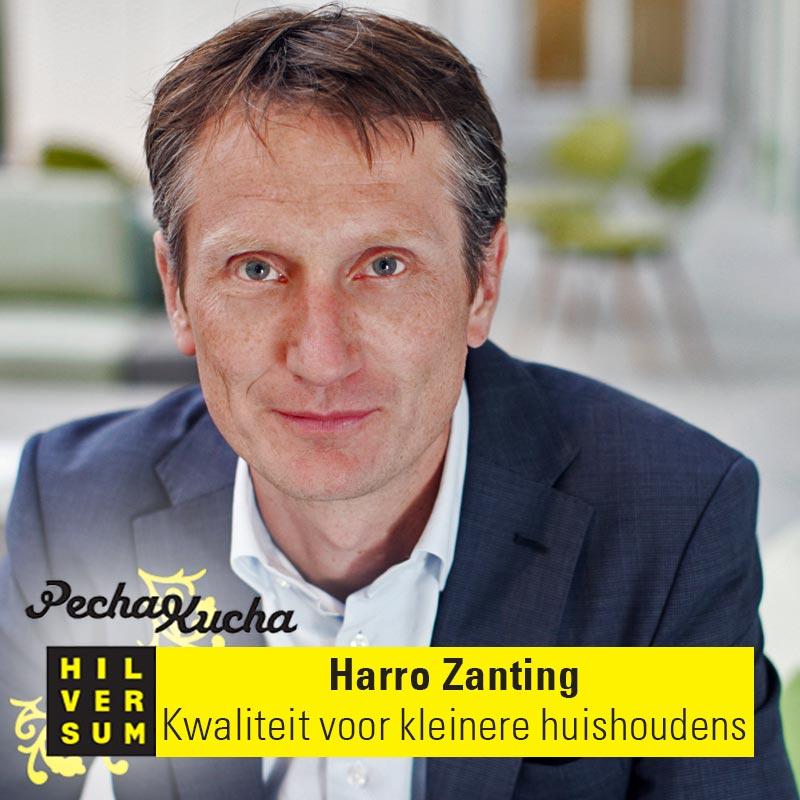 Harro Zanting