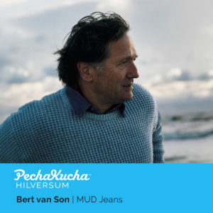Bert van Son - MUD Jeans
