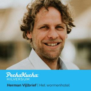 Herman Vijlbrief - Het wormenhotel