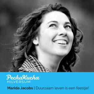 Marida Jacobs - Duurzaam leven is een feestje!