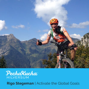 Rigo Stegeman - Activate the Global Goals
